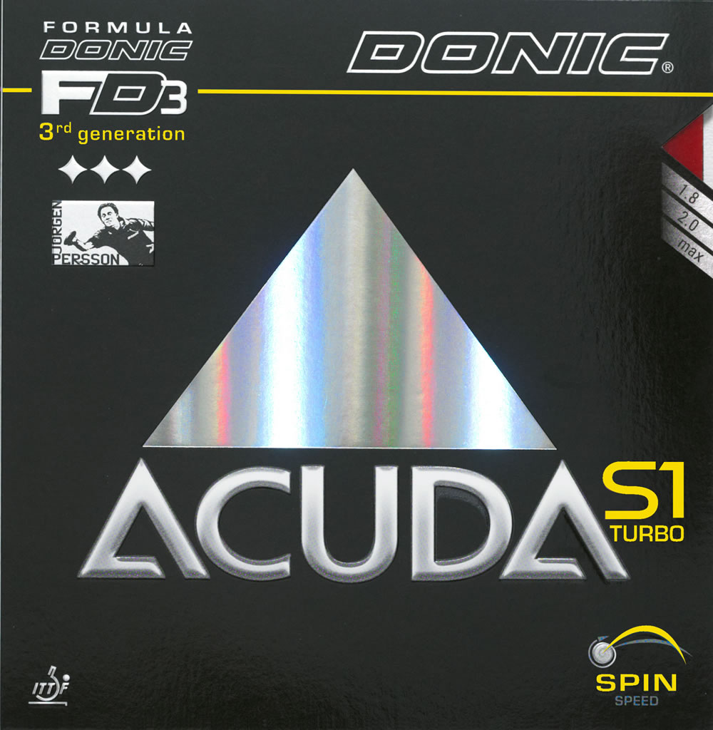 Donic Acuda S1 Turbo-0