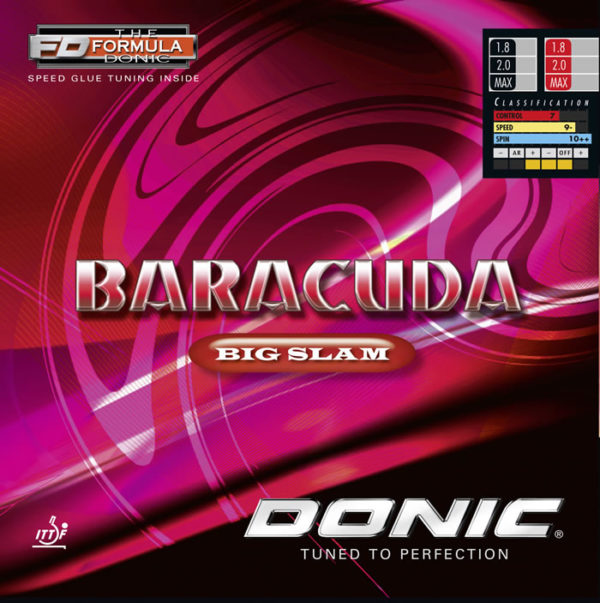 Donic Baracuda Big Slam-0