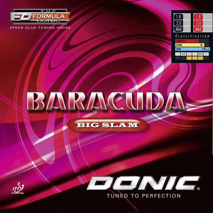 Donic Baracuda Big Slam-0