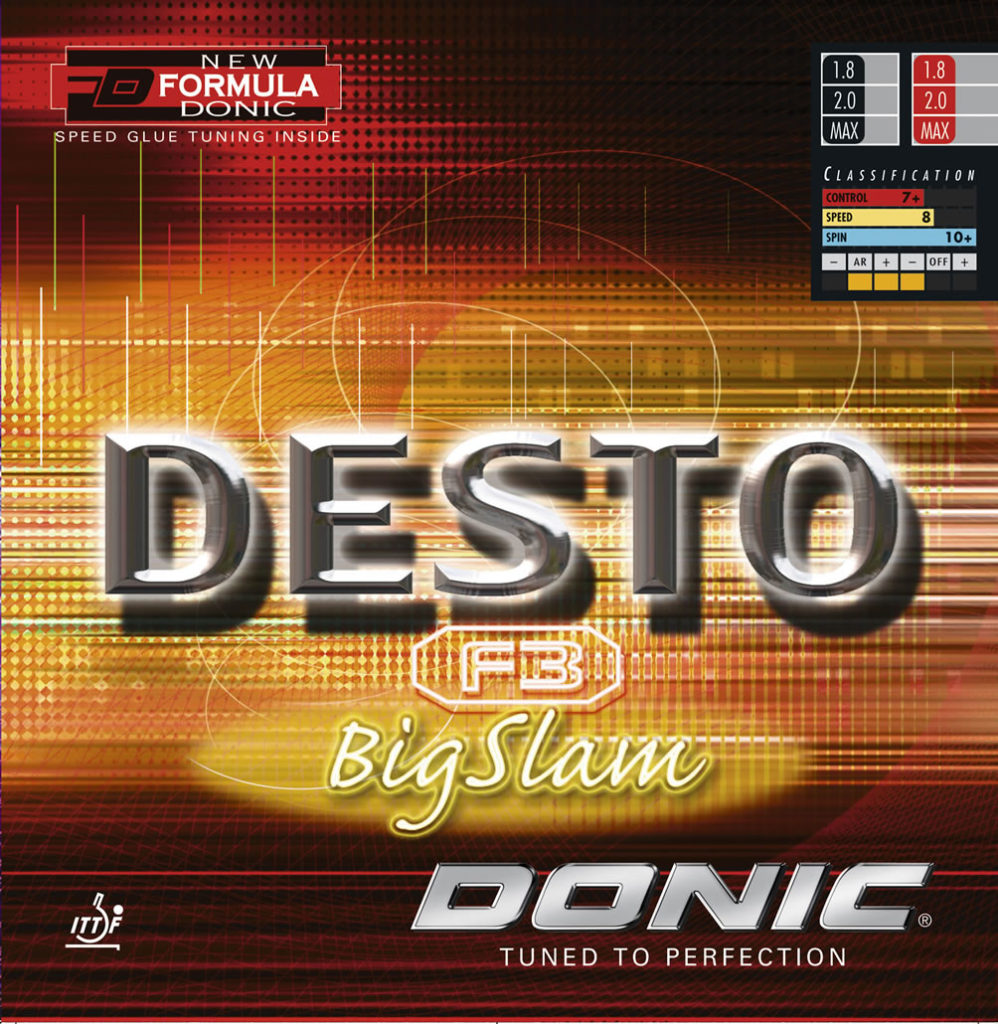 Donic Desto F3 Big Slam-0