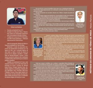 Livro Método de Ensino de Tênis de Mesa-241