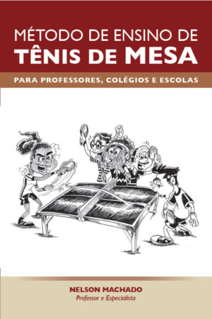 Livro Método de Ensino de Tênis de Mesa-0