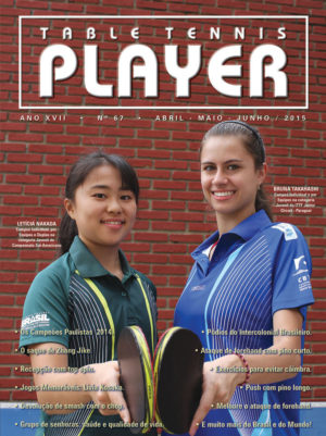 Assinatura da Revista Table Tennis Player-0