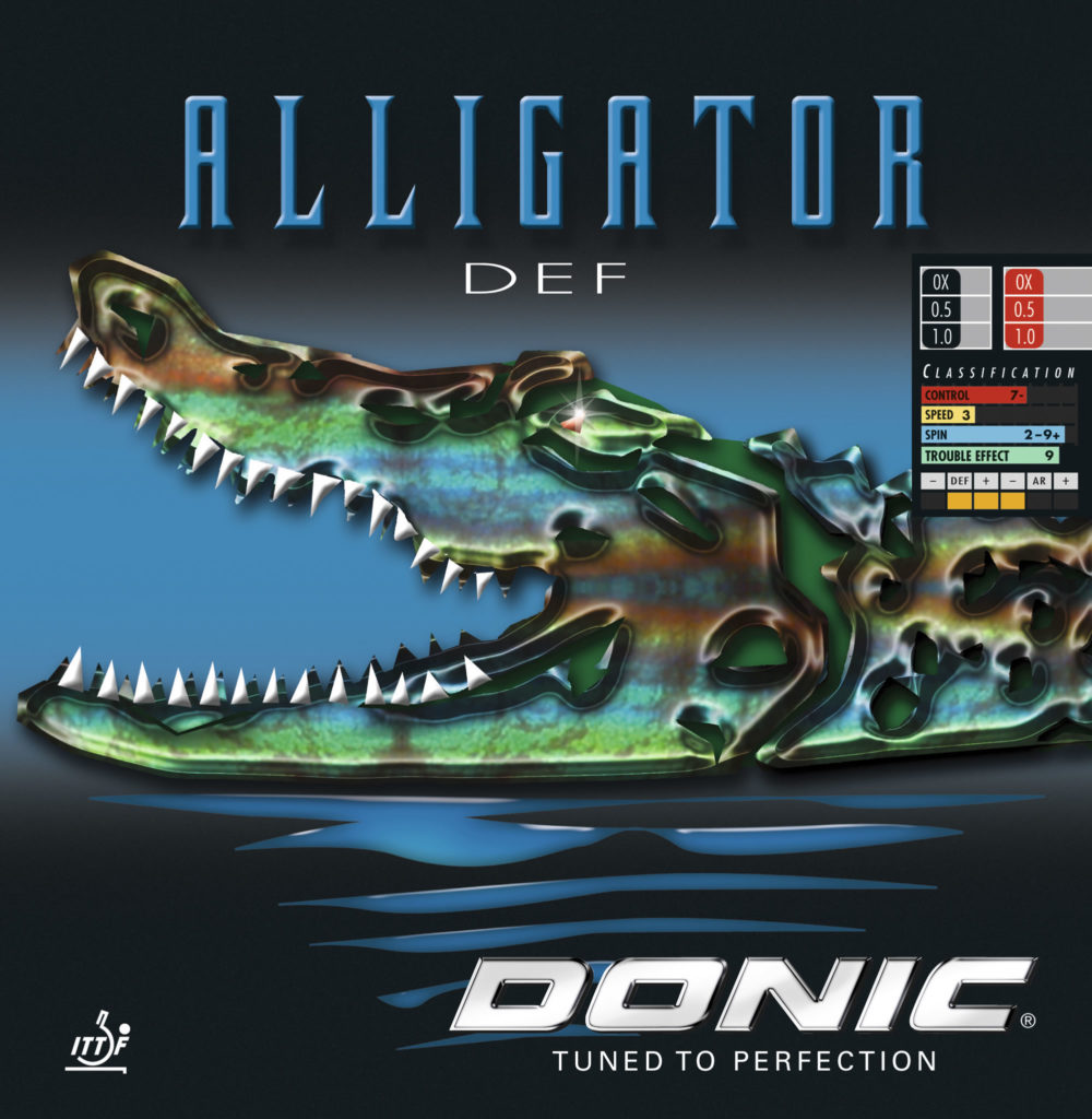 Donic Alligator DEF OX-0