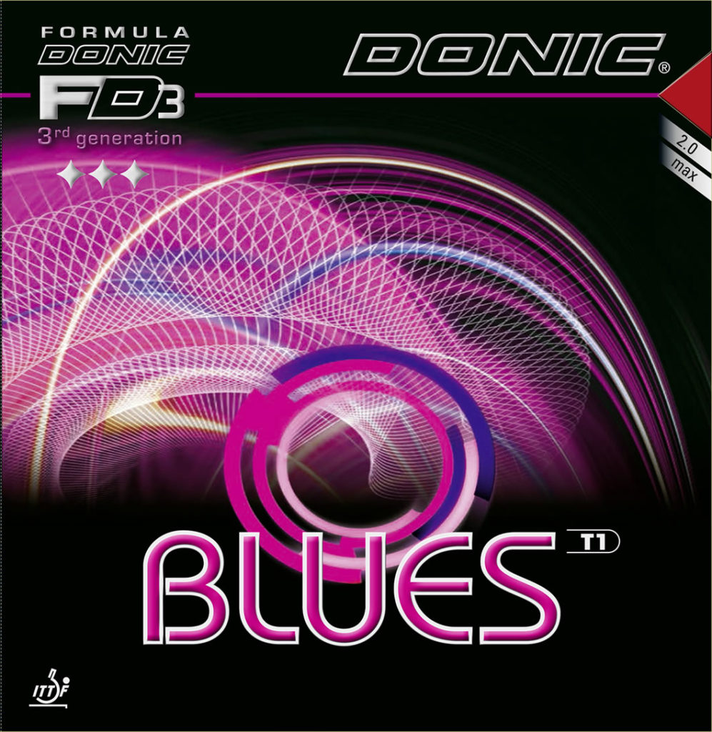 Donic Blues T1-0