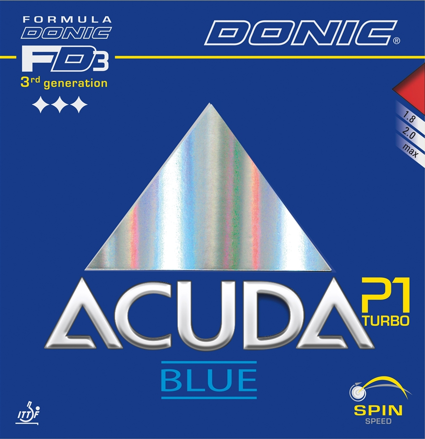 Donic Acuda Blue P1 Turbo-0