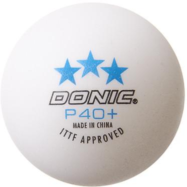 20 bolas Donic P40+ 3 estrelas-0