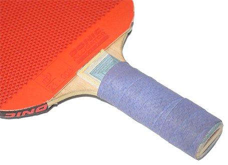 Grip cabo raquete tênis de mesa