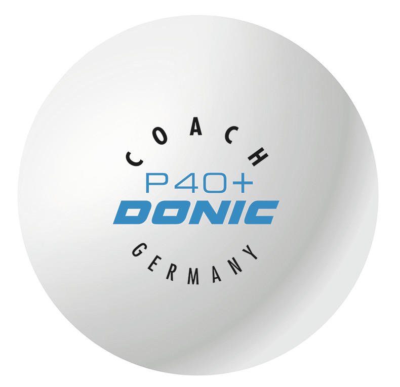 Donic Coach P40+