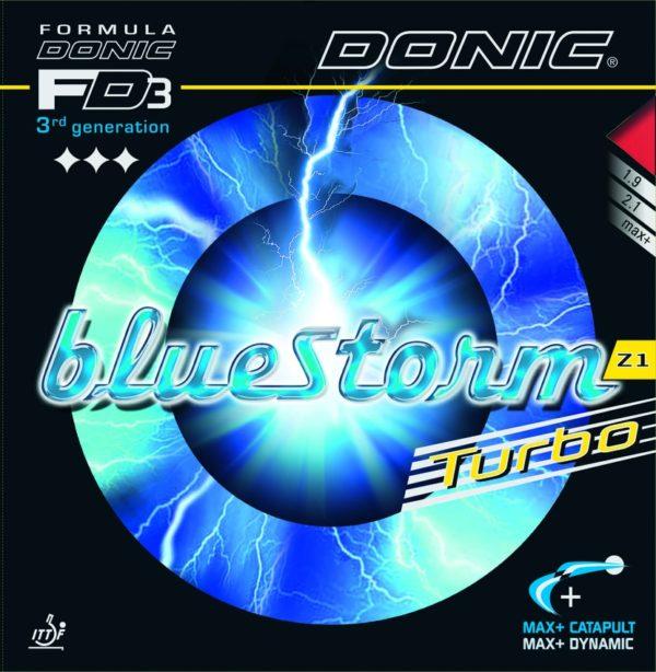 Donic Bluestorm Z1 Turbo