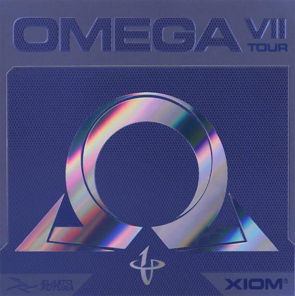 Xiom Omega VII Tour – capa