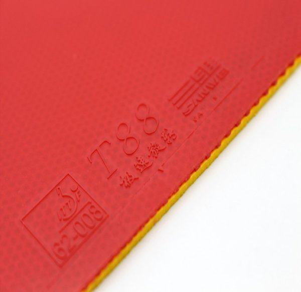 Sanwei T88 Ultra Spin 40 – borracha