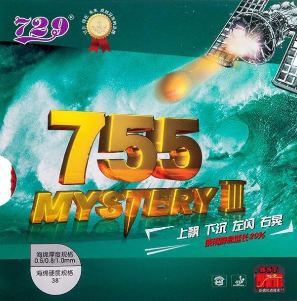 RITC 755 Mystery III – 38º